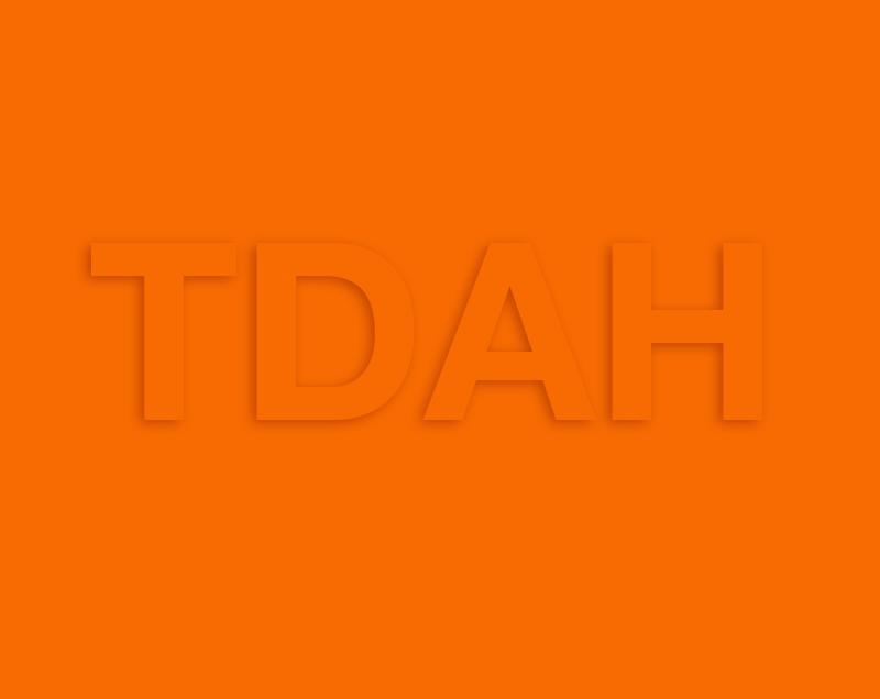 Naranja: Color TDAH