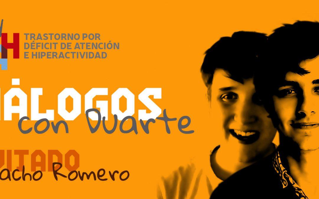 Hablando con Ignacio Romero